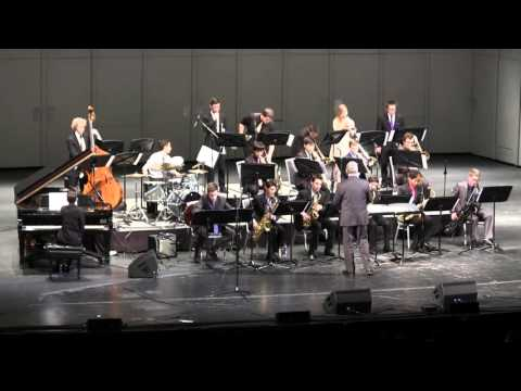 Juba - CA All-State HS Jazz Band 2016