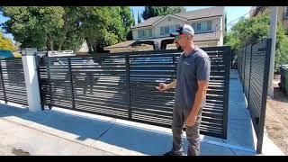 Steel Custom Driveway Gates by Globusgates