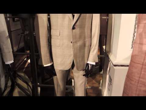 Savile Row - Gieves & Hawkes Style Tips