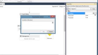 UiPath Studio - Conditions - Branching a Workflow