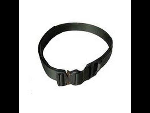 e3da72879a4a What is the Best Riggers Belt, Blackhawk, 5.11, High Speed Gear Inc -  YouTube