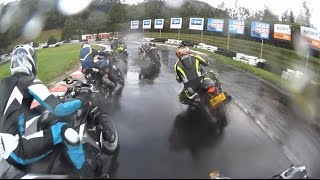 250cc class Race || Pulsar 200 NS vs CBR 250R vs Ninja 250R || XRP track Cajicá Colombia