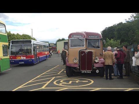 Oxford Bus Museum and Bus Rally - 30th July 2017
