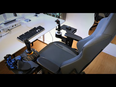 Monstertech Chair Mouse Extension - Mounting Guide