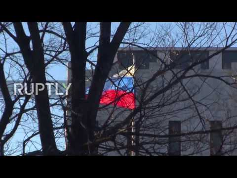 USA: Russian Embassy prepares for expulsion of diplomats