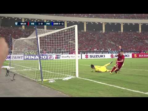 Nguyen Quang Hai 83' vs Philippines (AFF Suzuki Cup 2018 : Semi-finals)