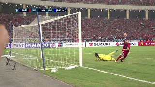 Nguyen Quang Hai 83' vs Philippines (AFF Suzuki Cup 2018 : Semi-finals)