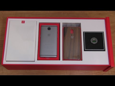 OnePlus 3 Unboxing and Impressions!