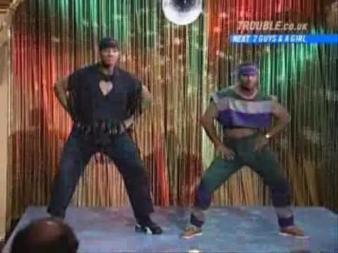 The Fresh Prince of Bel Air - Las Vegas Dance Competition