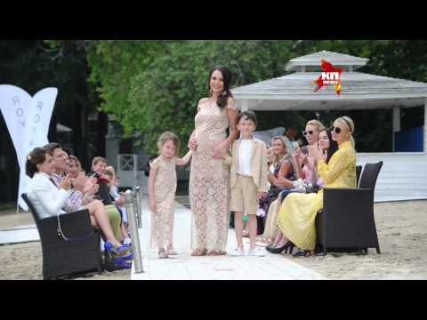 Беременная Инна Жиркова устроила показ мод