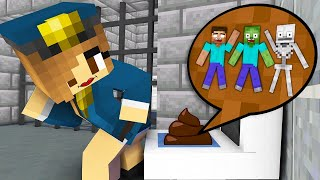 Monster School : TINY MONSTERS CHALLENGE - Best Funny Minecraft Animations