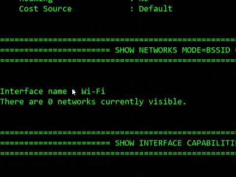 How HACK WIFI PASSWORD    USING CMD   BEST USE #StayHome  #covid19  #WithMe