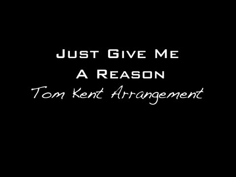 Acoustic Backing Track: Pink & Nate Ruess - Just Give Me A Reason Karaoke/Instrumental