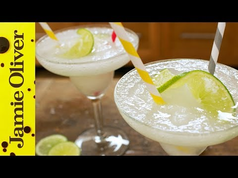 How to make frozen margarita mix
