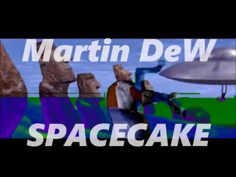 Martin DeW  SPACECAKE  Music Video