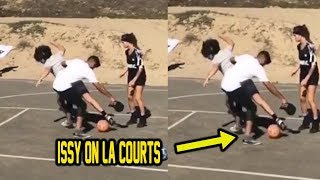 ISSY ON LA COURTS   TOP 3 Pannas #3