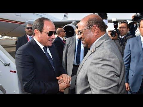 السيسي في السودان لتعزيز العلاقات الثنائية وتأكيد دعمه للسلام بين إثيوبيا وإريتريا  - نشر قبل 2 ساعة