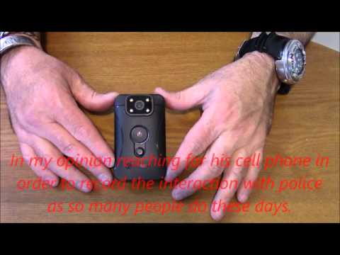 Body Camera Review My Transcend Body Camera DrivePro Body 10