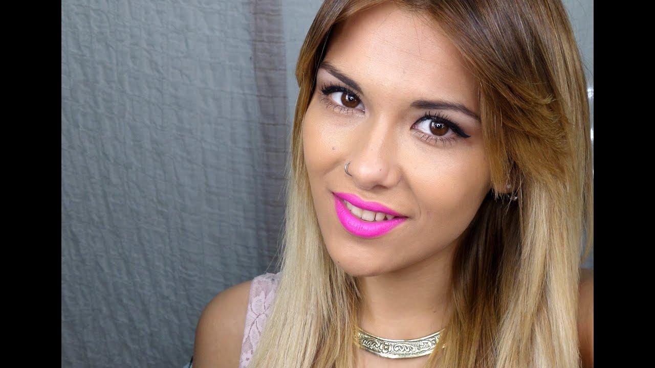 Maquillaje para principiantes ojos youtube - Ojos ahumados para principiantes ...