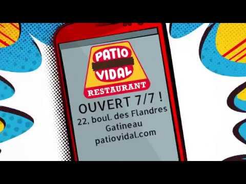 Patio Vidal 181001 Tv15 Livraison 1080p Youtube