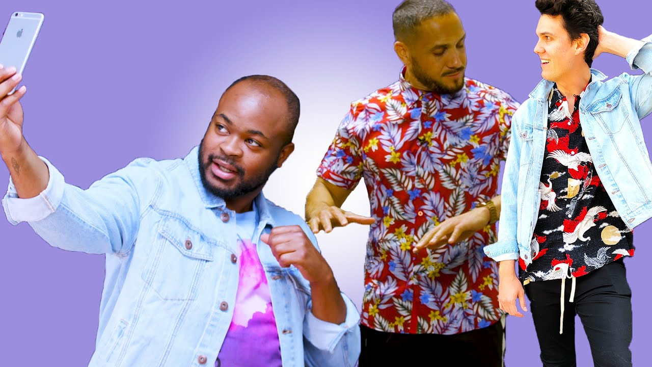 Men Tried Fashion Nova's New Menswear Line