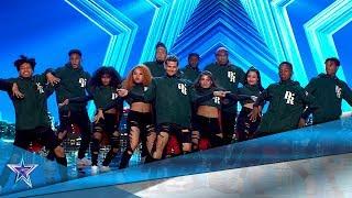 Estos DOMINICANOS se montan un FIESTÓN en el escenario | Audiciones 10 | Got Talent España 5 (2019)