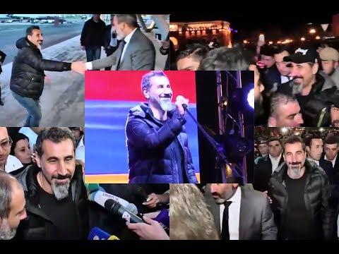 Serj Tankian In Yerevan, Armenia - 2018 (COMPLETE)