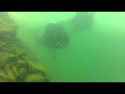 Clearwater Quarry Exploration Dive