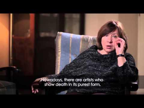 Svetlana Alexievich - Writers in Motion