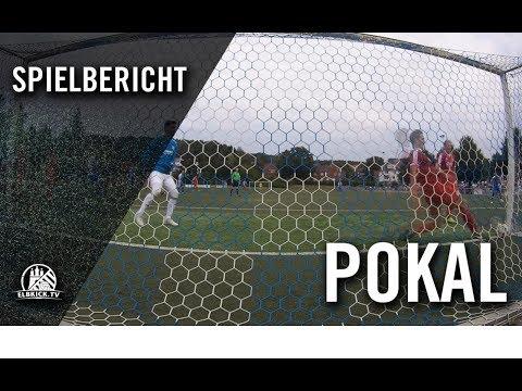 Düneberger SV - FC Voran Ohe (1. Runde, Pokal)