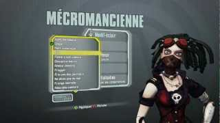 Borderlands 2 - Têtes Gaige Méchromancienne (17/17) + Explications [FR][HD]