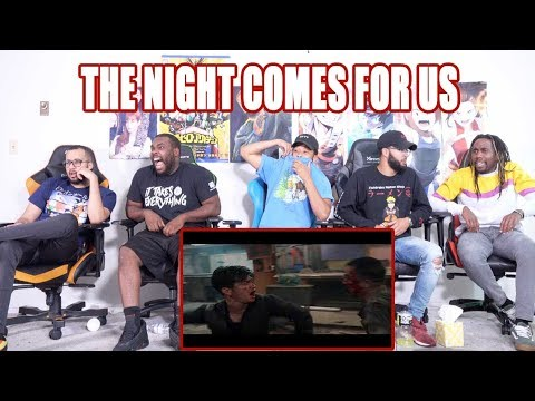 The Night Comes For Us - Apartment Fight Scene Pt 1 Reaction