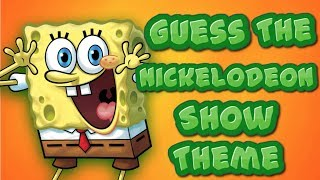 CAN YOU GUESS THESE NICKELODEON TV SHOWS FROM THEME SONGS - CAN YOU GUESS THEM?
