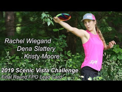 2019 Scenic Vista Challenge | FPO Final Round | Wiegand, Slattery, Moore