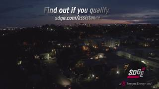 "SDG&E |  ""Neighborhood Lights - CARE"" campaign 2020 