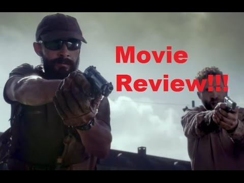 Man Down - Movie Review!
