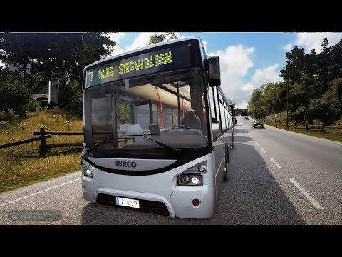 Bus Simulator 18 - Iveco Urbanway 12m - Gameplay (PC HD) [1080p60FPS] |
