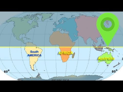 EVERY Country In The Southern Hemisphere