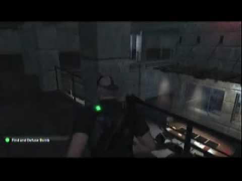 Splinter Cell: DA Sam's Rampage [!!!SPOILER ALERT!!!]
