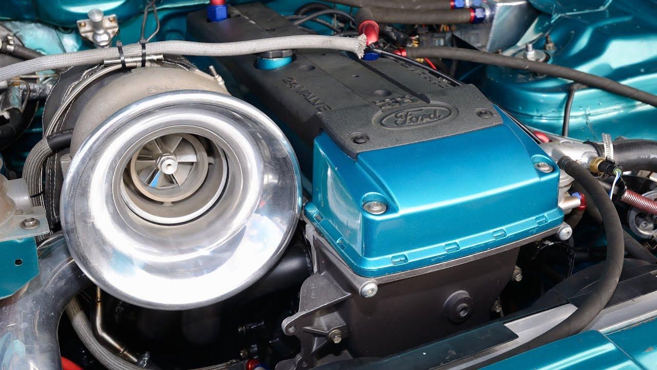 Barra turbo conversion ~ PSIPOP Falcon