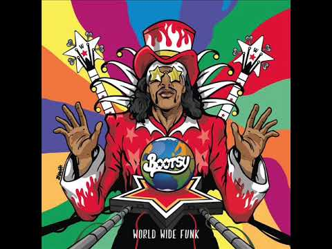 BOOTSY COLLINS - ILLUSIONS fEAT  cHUCK d, BuckEthead, Blvck sEEdS