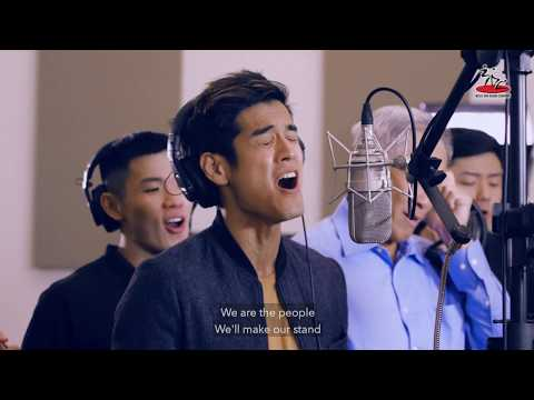 We Are the People – Nathan Hartono (Feat. Minister for Defence Dr. Ng Eng Hen & Camokakis)