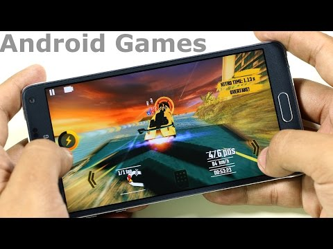 Top 10 Best Android Games 2015