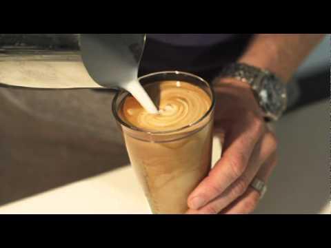 latte art mjölk