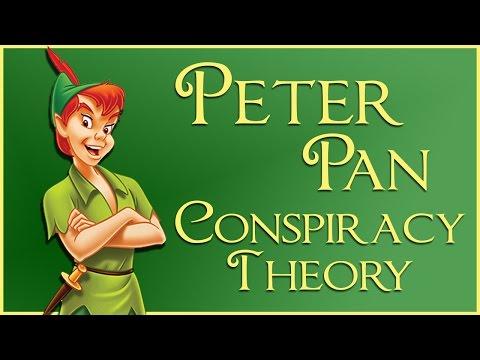 Conspiracy Theories: Peter Pan is a MURDERER!