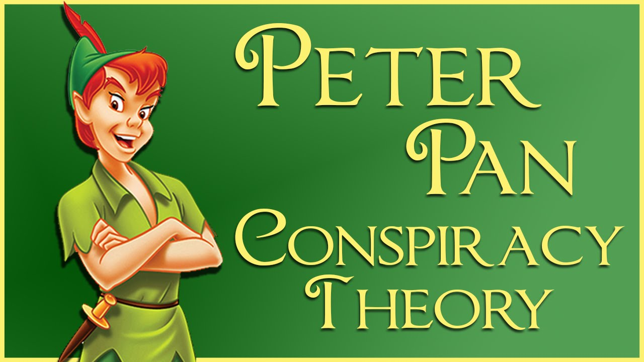 Peter Pan Story For Kids