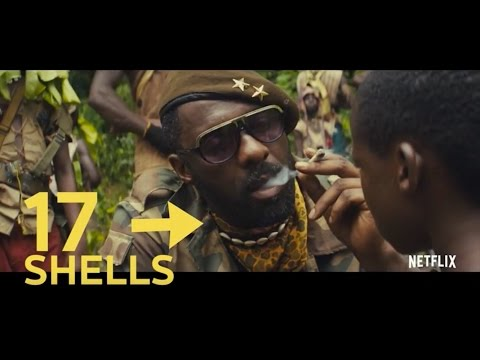 Netflix's Beasts of No Nation P  By The Numbers
