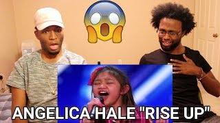 angelica hale 9 year old singer stuns the crowd with her powerful voice reaction