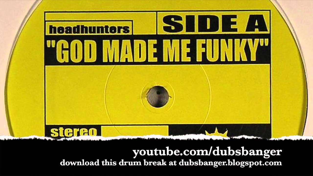 Headhunters Break Beat - God Made Me Funky Drum Break