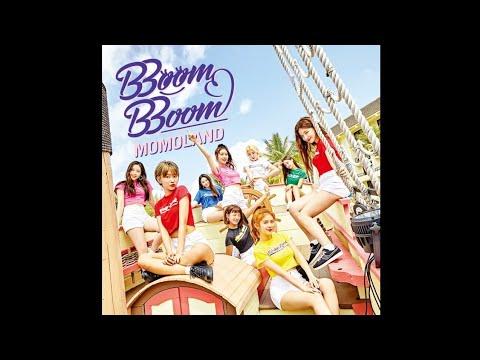 MOMOLAND - 「Bboom Bboom」 (Japanese Ver.) [MP3/Audio]